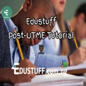 7 ways to pass post UTME exam in Nigeria