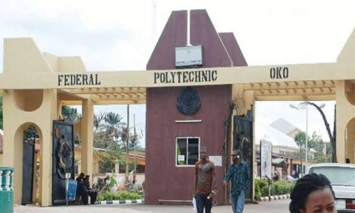 OKO POLY HND Admission Form