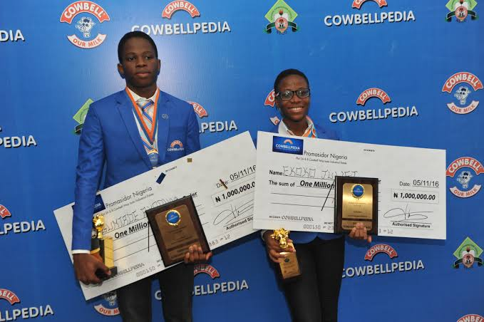 Download Cowbellpedia Past Questions and Answers