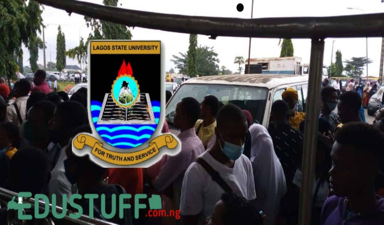 ASUU, NASU and others Prevented LASU VC and Students From Entering The School