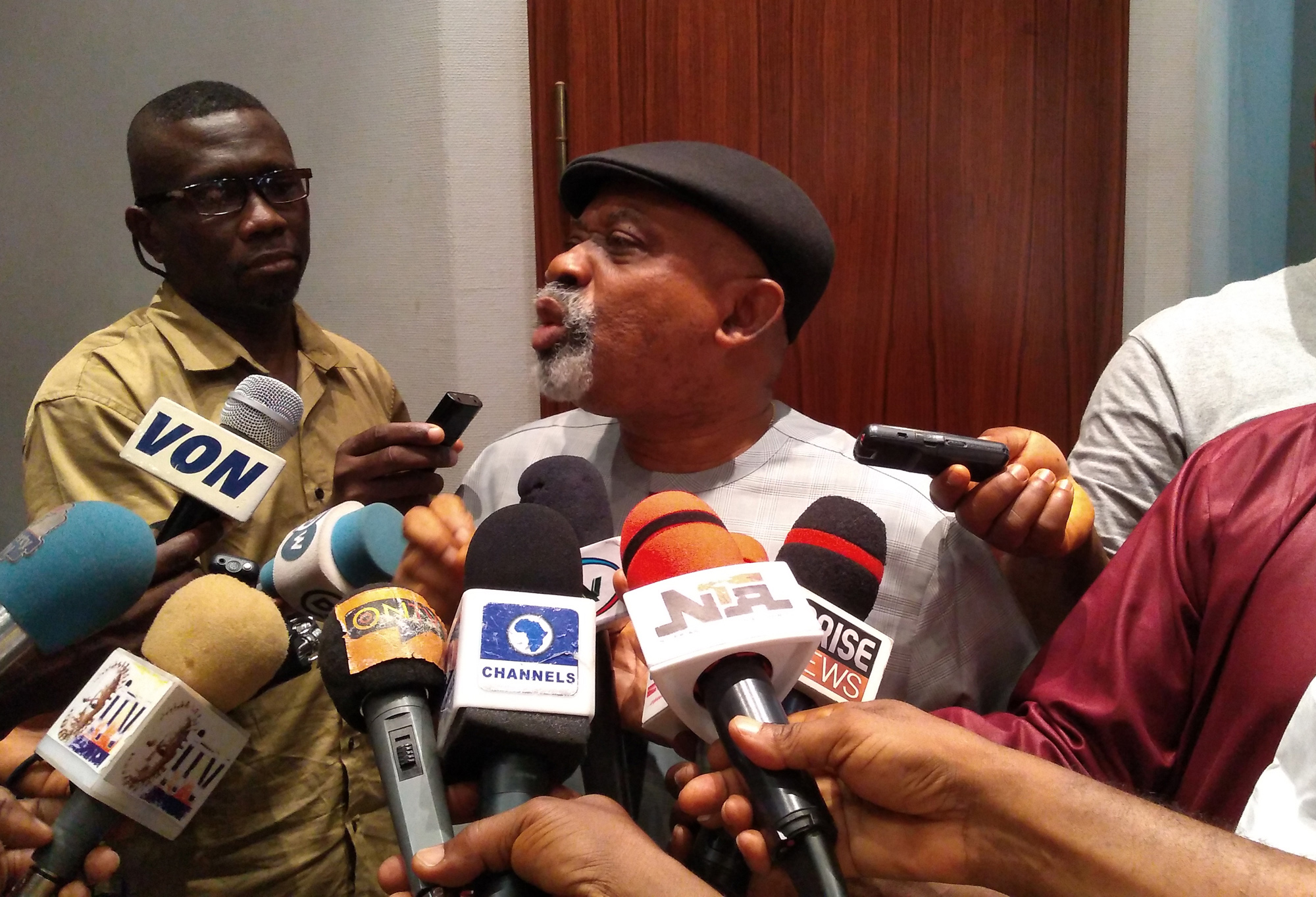 Strike Won't Be Called Off Until Funding Is Implemented - ASUU Gives Condition