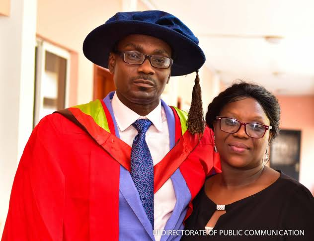 Prof. Adebola Ekanola Becomes UI New Acting VC as Elected