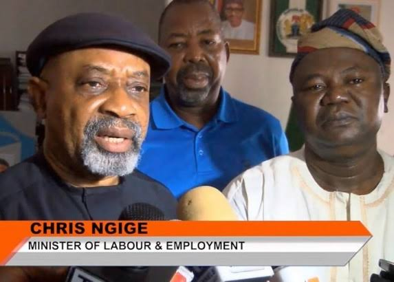 ASUU Agreed To Call Of The Strike On December 9 - Ngige Revealed
