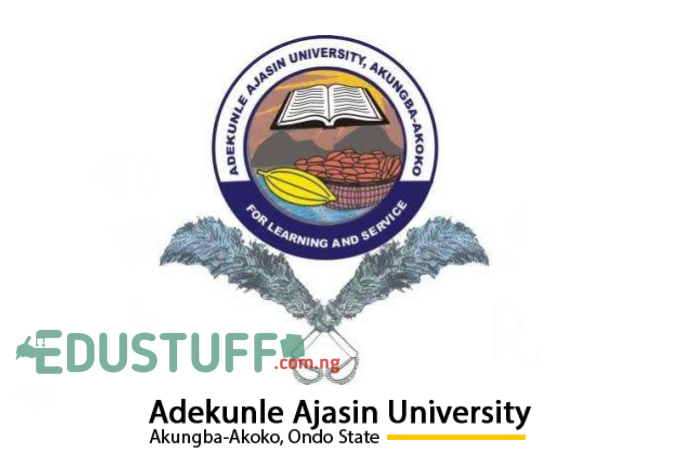 AAUA Admission List for 2020/2021 Academic Session is Out Online
