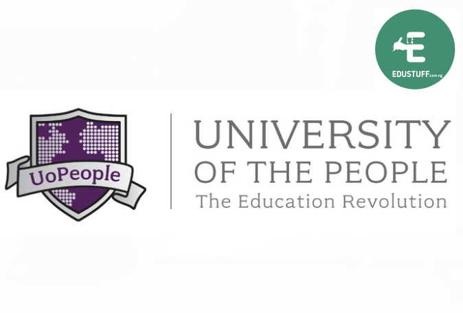 University of the people Courses