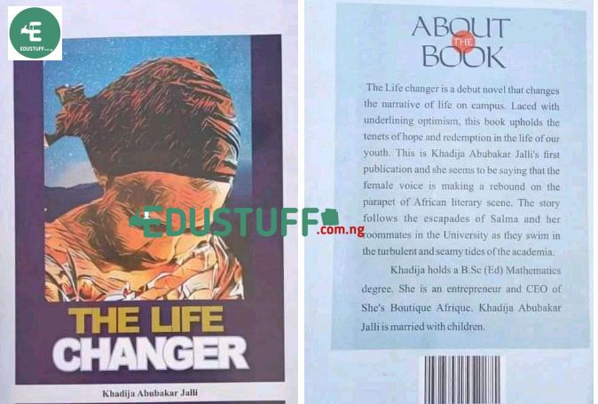 The Life Changer Questions and Answers PDF | JAMB Novel