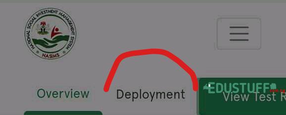 Npower Deployment Status/Letter for Batch C 2021 NASIMS