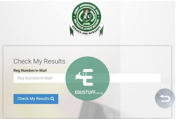 JAMB Result Checker Portal 2021 portal.jamb.gov.ng/ExamSlipPrinting/CheckUTMEResults login