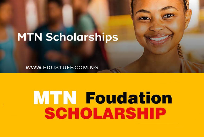 MTN Foundation Scholarship Form 2021 is Out | Register here Now