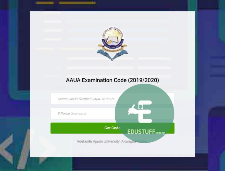 AAUA ecode